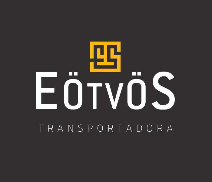Eötvös Logo Negativo