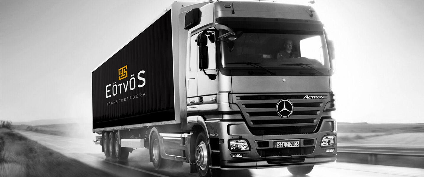 Eötvös Aplicação Caminhão